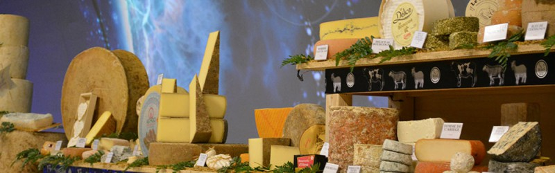 Le plus grand plateau de fromages